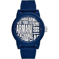 074ff6c1456 Relógio Armani Exchange Masculino Atlc - Ax1444 8An Ax1444 8An - Masculino -Azul