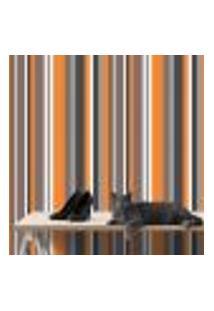 Papel De Parede Autocolante Rolo 0,58 X 3M - Listrado 1066