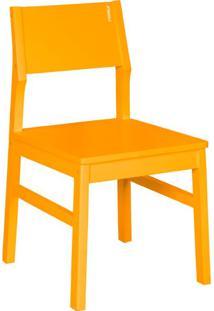 Cadeira Carioca Amarela