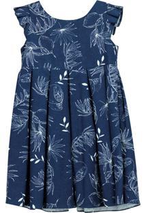 Vestido Doce Magia Linho