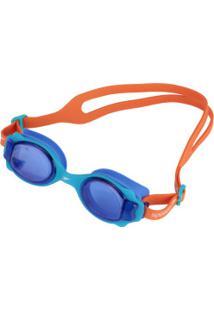 Óculos De Natação Speedo Lappy - Infantil - Azul/Azul Esc