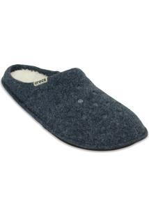Classic Slipper- Azul Marinhocrocs