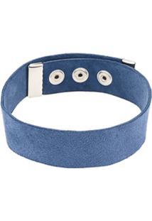 Manokhi Choker 'Karmen' - Azul