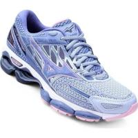 891436593d Netshoes. Tênis Mizuno Wave Creation 19 Feminino ...