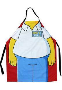 Avental Homer Simpson - Zona Criativa