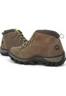 Bota Adventure Masculina Comitiva Boots - Castor