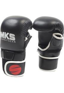Luva Mma Mks Combat Sparring - Unissex