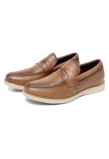 Sapato Masculino Havana Em Couro 9400