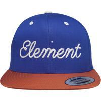 Boné Element Snapback Raunchy Class Azul 8373996edbd