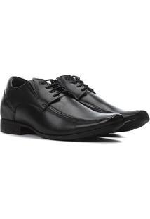 Sapato Social Ferricelli Cordoba Alth Masculina - Masculino-Preto