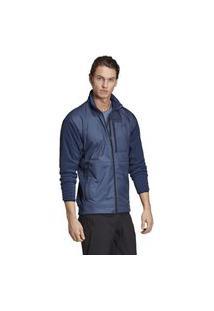 Jaqueta Adidas Windfleece Masculina - Marinho