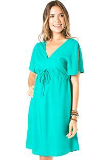 Vestido Estampado Mercatto 1795354 Verde