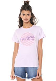 Camiseta Tricats Poás Roxa