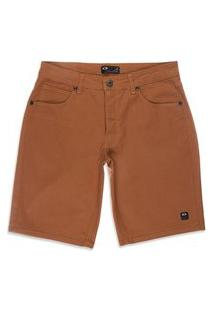 Bermuda De Passeio Five Pockets Walkshort Oakley