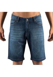 Bermuda Mcd Jeans Denim New Slim Core Masculina - Masculino