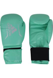 00d15eee2a Luvas De Boxe Adidas Speed 50 Plus - 14 Oz - Adulto - Verde