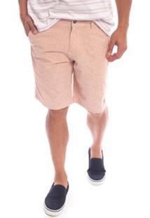Bermuda Aleatory Sarja Soft Masculino - Masculino