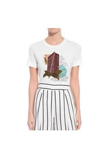 Camiseta Forseti Confort Jk Branca