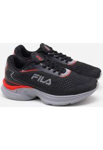 Tênis Fila Racer Fluid Masculino Preto