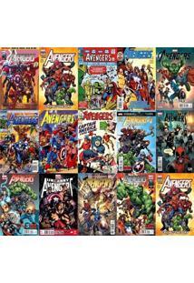 Papel De Parede Adesivo Revistas Marvel (0,58M X 0,93M)