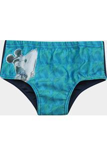 Sunga Infantil Tip Top Mickey - Masculino 99445b3903c