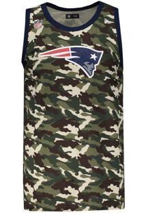 fb28ddcf5e Regata New Era Nfl New England Patriots Camuflada