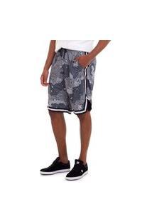 Bermuda Dc Shoes Walkshort Presnen Basket - Camo