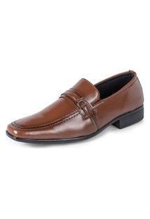 Sapato Social Elegance De Calçar 1103 Cappuccino