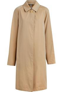 Burberry Trench Coat 'The Camden' - Marrom