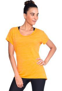 Camiseta Baby Look Laranja | 553.822