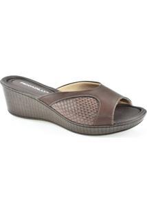 1773fcf70 Tamanco Aderente Salto Anabela feminino | Shoes4you