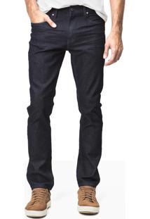 Calça Jeans Masculina Reta Jeans
