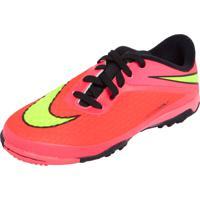 59b48976bf4da Chuteira Nike Society Jr Hypervenom Phelon Tf Rosa