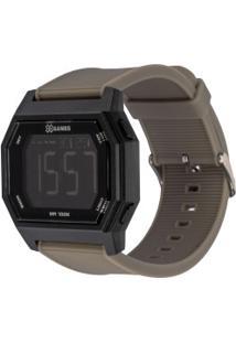 Relógio Digital X Games Xgppd116 - Unissex - Preto