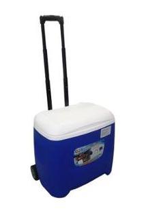 Caixa Termica Igloo Usa Cooler 28Qt Com Roda - Unissex