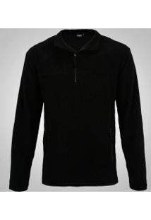 d9f814a66 Blusa De Frio Fleece Nord Outdoor Basic - Masculina - Preto
