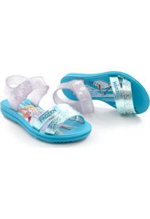 Sandália Infantil Disney Frozen Flake