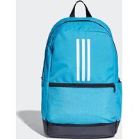 af409812d Mochila Adidas Classic - Unissex-Azul+Cinza