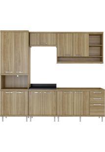 Cozinha Compacta La Plata 11 Pt 3 Gv Argila