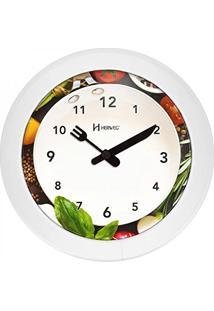 Relógio De Parede Herweg Ref: 6651-021 Cozinha