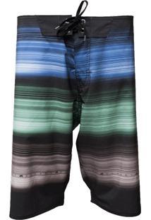Bermuda Tecido Alkary Multicolorido