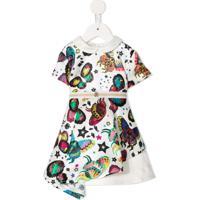 2a39b5192 Vestido Borboleta infantil