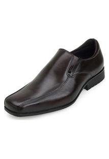 Sapato Gallipoli Gl20-020 Marrom