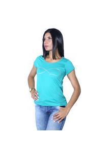 Camiseta Heide Ribeiro Forever Verde