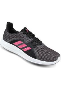 Tênis Adidas Element V Feminino - Feminino-Preto+Rosa