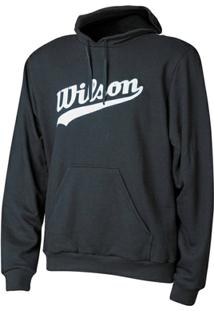 Blusa Wilson Graphic Hoodie Masculina - Masculino