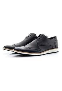 Sapato Social Masculino Bico Fino Formal Confort