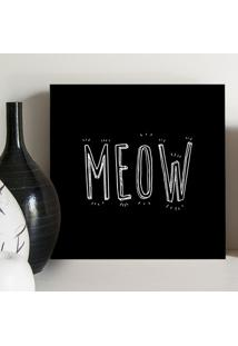 Quadro - Meow
