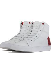 Tãªnis Sneaker K3 Fitness Evolution Branco - Branco - Feminino - Dafiti