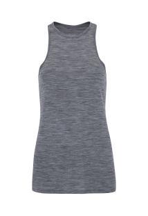 e18f45bdf4ed4 Camiseta Regata Oxer Ice - Feminina - Cinza